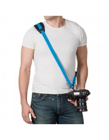 Pacsafe Carrysafe 150 hihna Digitaalikamera Neopreeninen, Polypropeeni (PP) Sininen Pacsafe 15281616 - 6