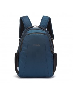 Pacsafe Metrosafe LS350 ECONYL backpack Nylon,Polyester Black/Blue Pacsafe 40120138 - 1