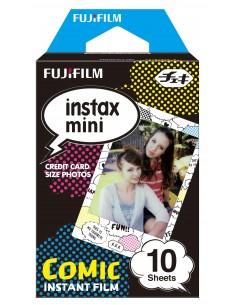 Fujifilm P10GM51211A polaroidfilm 10 styck 54 x 86 mm Fujifilm 16404208 - 1