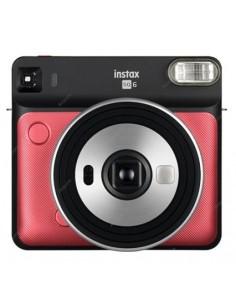 Fujifilm Instax SQ6 62 x mm Musta, Punainen Fujifilm 16608684 - 1