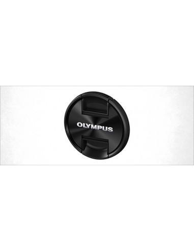 Olympus LC-58F objektiivisuojus Digitaalikamera Musta Olympus V325586BW000 - 1
