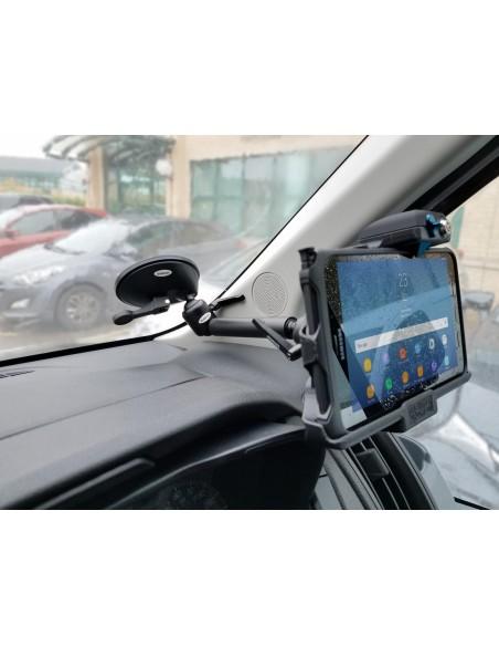Gamber-Johnson 7170-0612-00 mobile device dock station Tablet Black Gjohnson 7170-0612-00 - 9