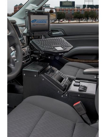 Gamber-Johnson 7170-0800 holder Active Tablet/UMPC Black Gjohnson 7170-0800 - 4