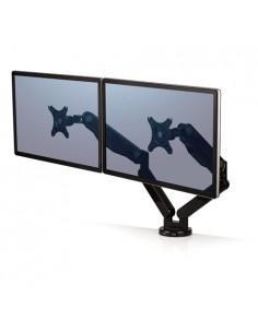 Fellowes 8042501 monitorin kiinnike ja jalusta Puristin/Läpipultattu Musta Fellowes 8042501 - 1