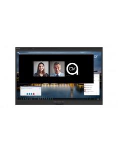 "Avocor AVW-6555 signage display 165.1 cm (65"") LED 4K Ultra HD Touchscreen Interactive flat panel Black Avocor AVW-6555 - 1"