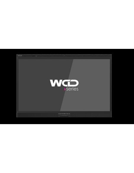 """Avocor AVW-6555 infonäyttö 165.1 cm (65"""") LED 4K Ultra HD Kosketusnäyttö Interaktiivinen litteä paneeli Musta Avocor AVW-6555 -"""