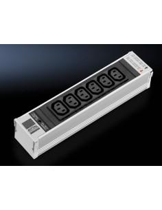 Rittal DK 7856.070 jatkojohto 6 AC-pistorasia(a) Rittal 7856070 - 1