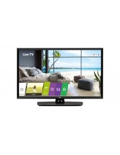 "LG 49LU661H vastaanoton televisio 124.5 cm (49"") Full HD 400 cd/m² Älytelevisio Musta 10 W Lg 49LU661H - 1"