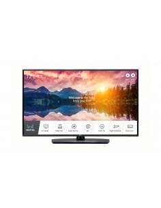 "LG 49UT661H0ZA vastaanoton televisio 124.5 cm (49"") 4K Ultra HD 400 cd/m² Älytelevisio Musta A 20 W Lg 49UT661H0ZA - 1"
