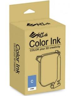 XYZprinting R1NKXXY103C 3D printing material Cyan  R1NKXXY103C - 1