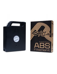 XYZprinting RF10XXEZWK 3D printing material ABS Green 600 g  RF10XXEZWK - 1