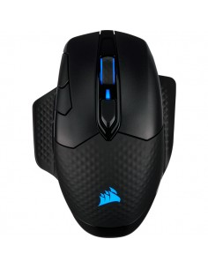 Corsair DARK CORE RGB PRO hiiri RF Wireless+Bluetooth+USB Type-A Optinen 18000 DPI Oikeakätinen Corsair CH-9315411-EU - 1