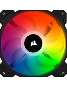 Corsair CO-9050095-WW tietokoneen jäähdytyskomponentti Tietokonekotelo Tuuletin 14 cm Musta, Harmaa Corsair CO-9050095-WW - 1