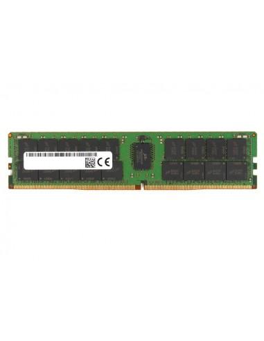 Micron MTA36ASF4G72PZ-2G6J1 muistimoduuli 32 GB 1 x DDR4 2666 MHz ECC Crucial Technology MTA36ASF4G72PZ-2G6J1 - 1