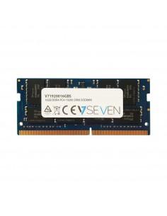 V7 V71920016GBS muistimoduuli 16 GB 1 x DDR4 2400 MHz V7 Ingram Micro V71920016GBS - 1
