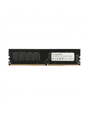 V7 V7192004GBD muistimoduuli 4 GB 1 x DDR4 2400 MHz ECC V7 Ingram Micro V7192004GBD - 1