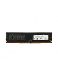 V7 4GB DDR4 PC4-19200 - 2400MHZ 1.2V DIMM X16 Desktop Memory Module V7192004GBD-X16 V7 Ingram Micro V7192004GBD-X16 - 1
