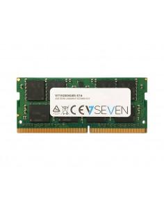 V7 V7192004GBS-X16 muistimoduuli 4 GB 1 x DDR4 2400 MHz V7 Ingram Micro V7192004GBS-X16 - 1