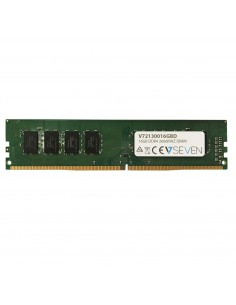 V7 16GB DDR4 PC4-21300 - 2666MHZ 1.2V DIMM Desktop Memory Module V72130016GBD V7 Ingram Micro V72130016GBD - 1