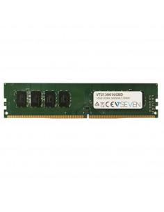 V7 V72130016GBD muistimoduuli 16 GB 1 x DDR4 2666 MHz V7 Ingram Micro V72130016GBD - 1