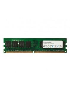 V7 1GB DDR2 PC2-5300 667Mhz DIMM Desktop Memory Module - V753001GBD V7 Ingram Micro V753001GBD - 1