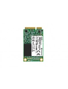 Transcend TS128GMSA370S internal solid state drive mSATA 128 GB Serial ATA III MLC Transcend TS128GMSA370S - 1