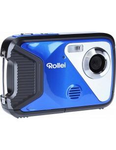 Rollei Sportsline 60 Plus Compact camera 8 MP CMOS 5616 x 3744 pixels Black,Blue,White Rollei 10070 - 1