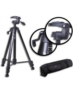 Rollei DIGI 9300 kolmijalka Digitaalinen ja elokuva-kamerat 3 jalkoja Musta Rollei 20836 - 1