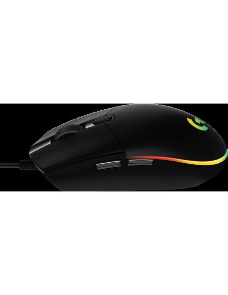 Logitech G G102 LightSync mouse USB Type-A 8000 DPI Logitech 910-005823 - 3