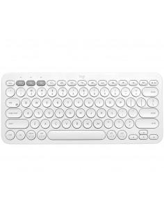 Logitech K380 näppäimistö Bluetooth QZERTY Kansainvälinen (US) Valkoinen Logitech 920-009868 - 1
