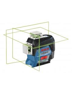 Bosch GLL 3-80 CG Professional Linjalaser 30 m 500-540 nm (< 10mW) Bosch 0601063T00 - 1