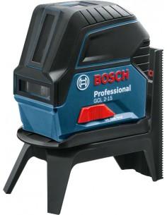 Bosch 0 601 066 E00 tasolaser Linja-/Ristilaser 15 m 650 nm ( Bosch 0601066E00 - 1