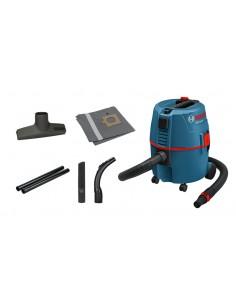 Bosch 0 601 97B 000 dammuppsugare Svart, Blå, Röd 15 l 1200 W Bosch 060197B000 - 1