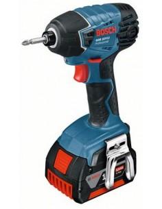 Bosch GDR 18 V-LI Professional Musta, Sininen, Punainen, Hopea Bosch 06019A130C - 1