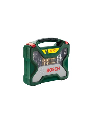 Bosch 70-piece X-Line Titanium set Bosch 2607019329 - 1