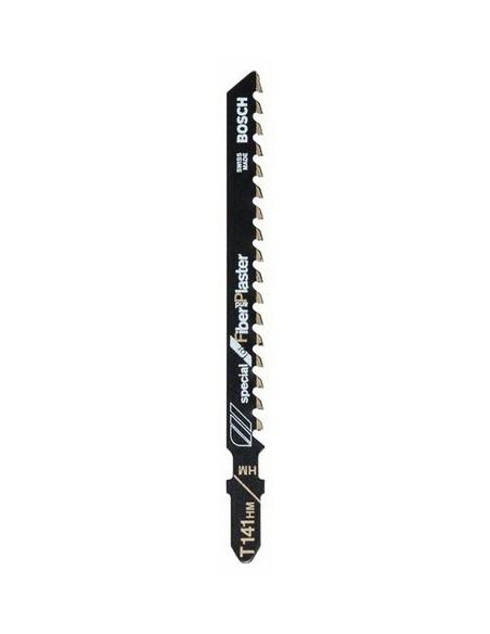 Bosch 2 608 633 175 sågblad till sticksåg, dekupörsåg och tigersåg Figursågblad Karbid 3 styck Bosch 2608633175 - 1
