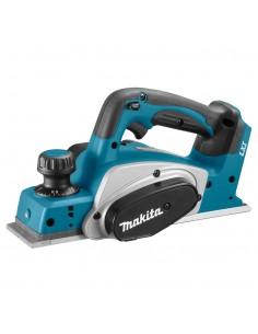 Makita DKP180ZJ elektrisk handhållen hyvel Svart, Blå, Silver 14000 RPM Makita DKP180ZJ - 1