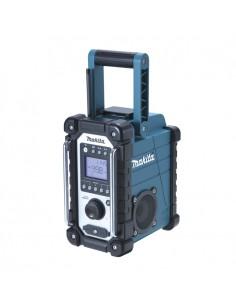 Makita DMR107 radio Worksite Black, Turquoise Makita DMR107 - 1