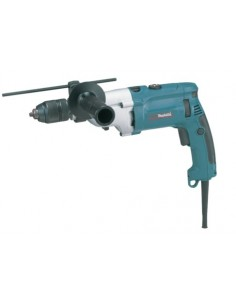 Makita HP2071J drill 2900 RPM Keyless 2.5 kg Black, Blue, Silver Makita HP2071J - 1