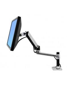 "Ergotron LX Series Desk Mount LCD Arm 81.3 cm (32"") Black Ergotron 45-241-026 - 1"