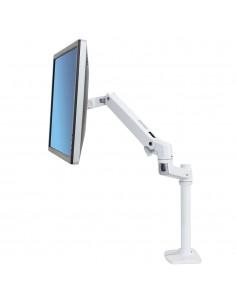 """Ergotron LX Series 45-537-216 monitorin kiinnike ja jalusta 81.3 cm (32"""") Puristin Valkoinen Ergotron 45-537-216 - 1"""