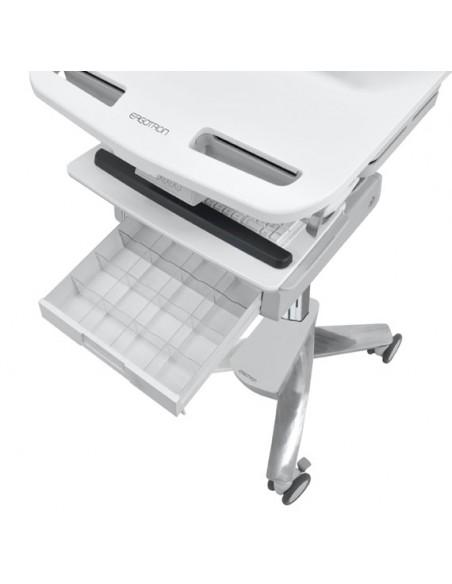 Ergotron StyleView Valkoinen Litteä paneeli Multimediakärry Ergotron SV43-13A0-0 - 3