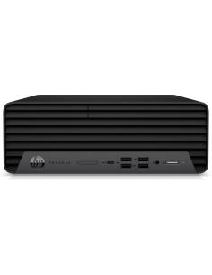 HP ProDesk 600 G6 i5-10500 SFF 10. sukupolven Intel® Core™ i5 8 GB DDR4-SDRAM 256 SSD Windows 10 Pro PC Musta Hp 1D2R4EA#UUW - 1