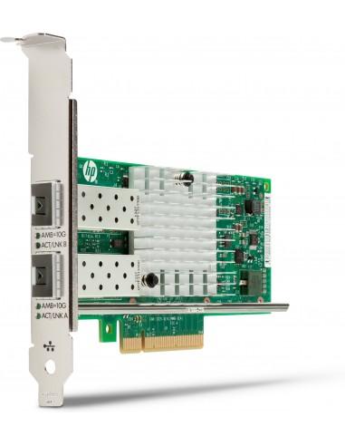 HP Intel X550 10GBASE-T Dual Port NIC Ethernet 10000 Mbit/s Sisäinen Hp 1QL46AA - 1
