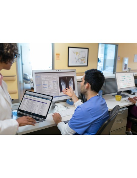 HP USB Keyboard and Mouse Healthcare Edition Hp 1VD81AA#UUW - 9