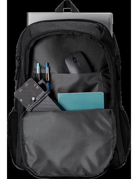"""HP 1X644AA notebook case 39.6 cm (15.6"""") Backpack Black Hp 1X644AA - 5"""