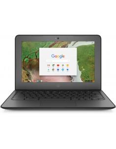 "HP Chromebook 11 G6 EE 29.5 cm (11.6"") 1366 x 768 pikseliä Kosketusnäyttö Intel® Celeron® 4 GB LPDDR4-SDRAM 16 eMMC Wi-Fi 5 Hp 3"