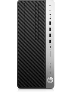 HP EliteDesk 800 G5 i7-9700 Tower 9. sukupolven Intel® Core™ i7 32 GB DDR4-SDRAM 512 SSD Windows 10 Pro PC Musta Hp 7PF15EA#UUW