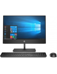 "HP ProOne 600 G5 54.6 cm (21.5"") 1920 x 1080 pixlar 9:e generationens Intel® Core™ i5 8 GB DDR4-SDRAM 256 SSD Windows 10 Pro Hp"