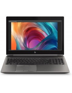 "HP ZBook 15 G6 Mobiilityöasema 39.6 cm (15.6"") 1920 x 1080 pikseliä Intel Xeon E 32 GB DDR4-SDRAM 1000 SSD NVIDIA Quadro T2000 H"